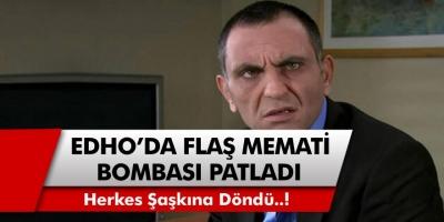 Eşkıya Dünyaya Hükümdar Olmaz dizisine Gürkan Uygun transferi! Memati EDHO'ya gelecek dendi, herkes şaşkına döndü…