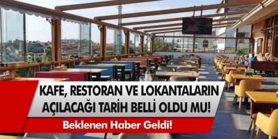 Esnaflar 1 Mart'ta işbaşı yapacak! Restoran, kafeler ve diğer mekanlar için tarih verildi!
