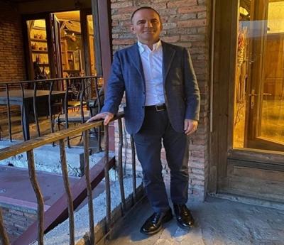 Galip Öztürk Gürcistan'daki Faaliyetlerini Anlattı