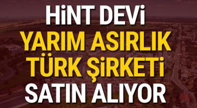 Hint devi Türk şirketi satın alıyor
