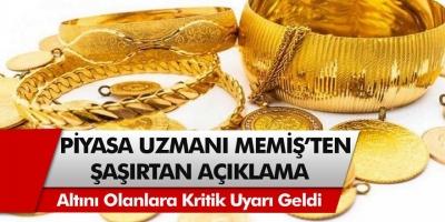 İslam Memiş'ten Yatırımcılara Kritik Uyarı! 2. Dalga Tekrar Geliyor Çok Dikkatli Olun!