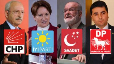 İttifak kuran partide deprem! ''Erdoğan'ın yanında yer alacağım'' diyerek istifa etti
