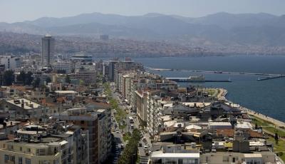 İzmir'de Emlak Değerinde Artış!