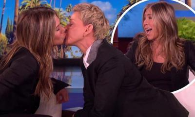 Jennifer Aniston'dan hayranlarını şaşırtan hareket!