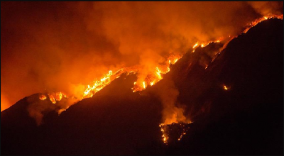 Kaliforniya yangını 17 gün sonra kontrol altına alındı