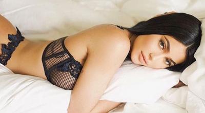 Kardashian'ların Küçük Üyesi Kylie Jenner Doğum Gününü Kutladı