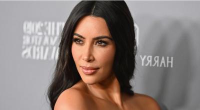 Kim Kardashian ablasıyla yumruk yumruğa kavga ettiği görüntüler medyaya sızdı