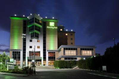 Konaklamanın Ayrıcalıklı Adresi: Holiday Inn Bursa