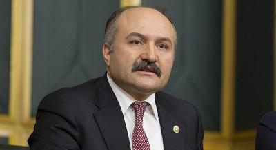 MHP'li Erhan Usta: Danıştay kararının tartışılacak bir yanı yok