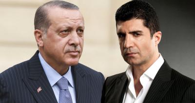 Özcan Deniz Erdoğan'a Taziyesi İçin Teşekkür Etti