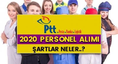 PTT 55 Bin Personel Alacak! Şartlar Belli Oldu, Başvuru Yapabilirsiniz…