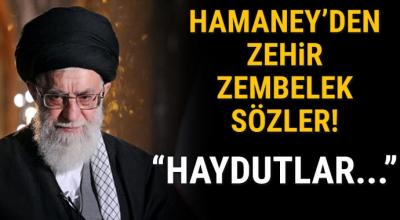 Saldırı sonrası Hamaney'den açıklama!