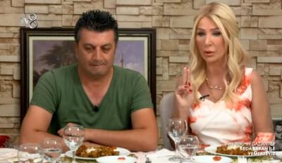 Seda Sayan, yarışmacıyı Yemekteyiz'den kovdu