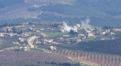 Şeyh Mehmetli köyü teröristlerden temizlendi