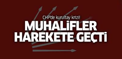 Son Dakika: CHP'de kriz! Muhalifler harekete geçti...