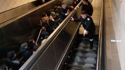 Son dakika... İstanbul metrosunda korkunç kaza