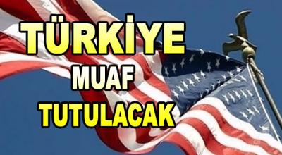 Son dakika... Türkiye muaf gösterilecek!