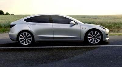 Tesla Model 3 Hız Güncellemesi